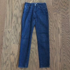 Levi's Made & Crafted Stitch High Waisted Slim